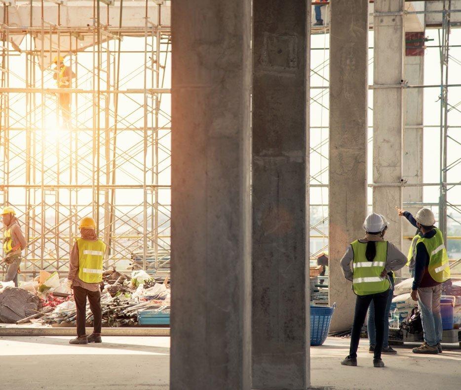 Construction Client